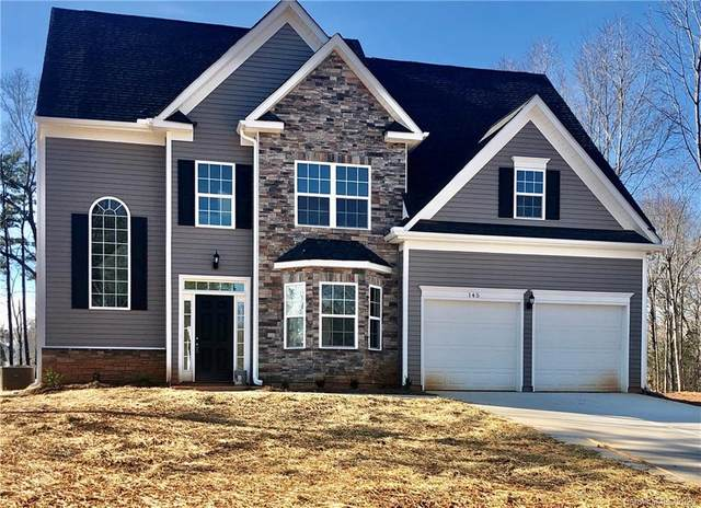 134 Holly Springs Loop #32, Troutman, NC 28166 (#3668926) :: Ann Rudd Group