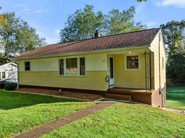 17 Vanderbilt Terrace, Asheville, NC 28806 (#3669037) :: Keller Williams Professionals