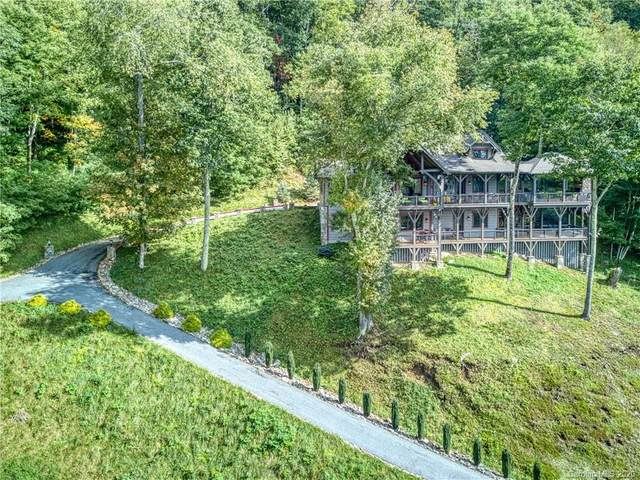 339 Olii Trail, Maggie Valley, NC 28751 (#3669073) :: High Performance Real Estate Advisors
