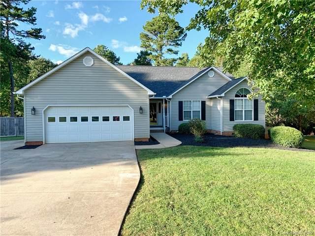 1341 Gracebrook Drive, Salisbury, NC 28147 (#3669124) :: Exit Realty Vistas