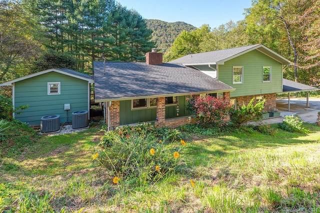 1037 N Country Club Drive, Cullowhee, NC 28723 (#3669155) :: High Performance Real Estate Advisors