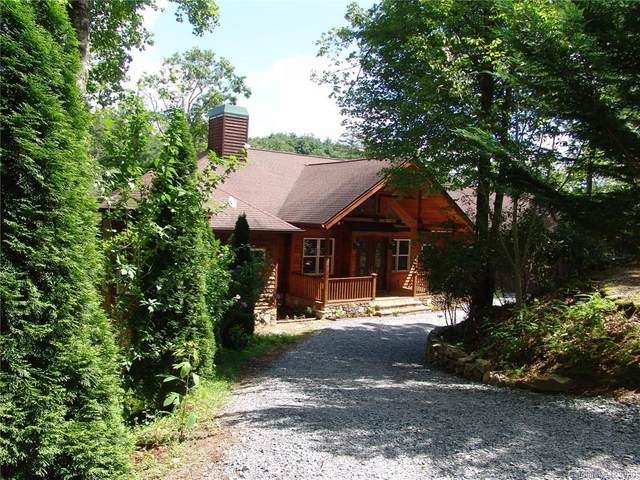 265 Hiwassee Road, Lake Toxaway, NC 28747 (#3669260) :: Robert Greene Real Estate, Inc.
