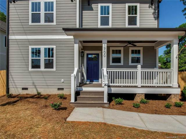 2716 Morson Street B, Charlotte, NC 28208 (#3669267) :: Caulder Realty and Land Co.
