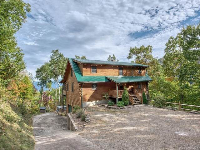1275 Winding Creek Drive, Waynesville, NC 28786 (#3669269) :: MartinGroup Properties
