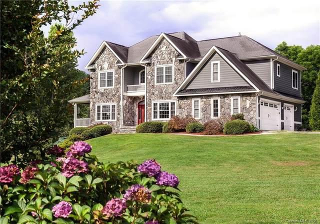 128 Holly Springs Road, Etowah, NC 28729 (#3669422) :: BluAxis Realty