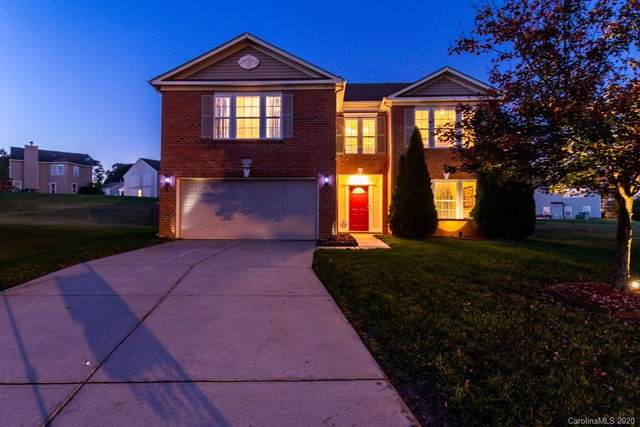 336 Farm Springs Drive, Mount Holly, NC 28120 (#3669435) :: Carlyle Properties