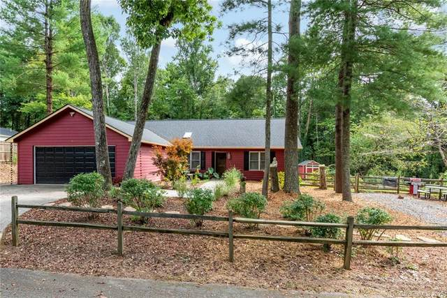 6 Bethany Woods Drive, Asheville, NC 28805 (#3669468) :: Ann Rudd Group