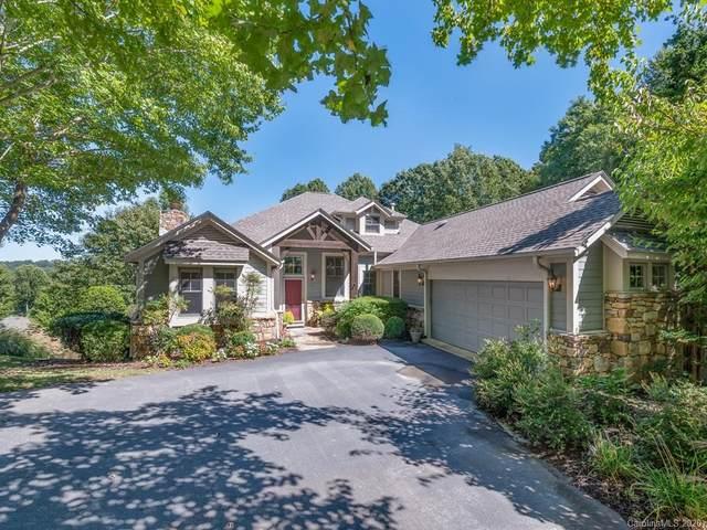 1 Meadow Ridge Lane, Hendersonville, NC 28739 (#3669534) :: Exit Realty Vistas