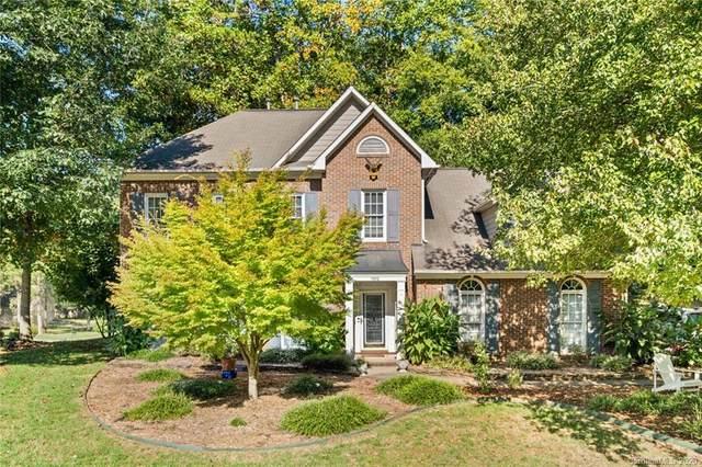 11012 Secotan Lane, Matthews, NC 28105 (#3669589) :: Stephen Cooley Real Estate Group