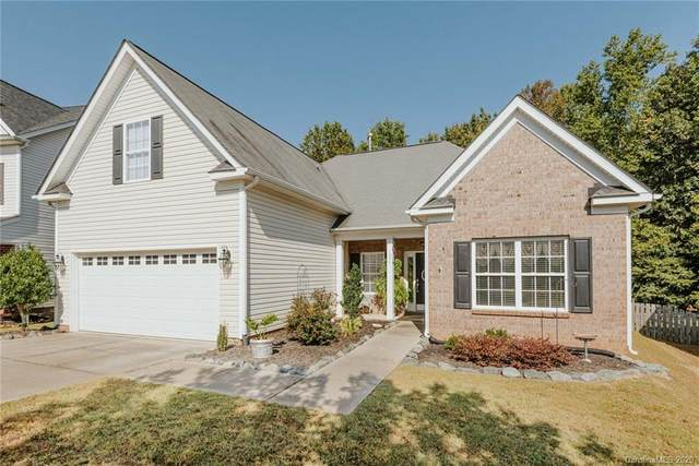 1217 Mountain Laurel Court, Matthews, NC 28104 (#3669606) :: LePage Johnson Realty Group, LLC