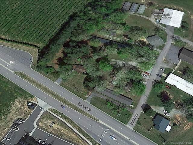 829/833 Upward Road, Flat Rock, NC 28731 (#3669621) :: LePage Johnson Realty Group, LLC