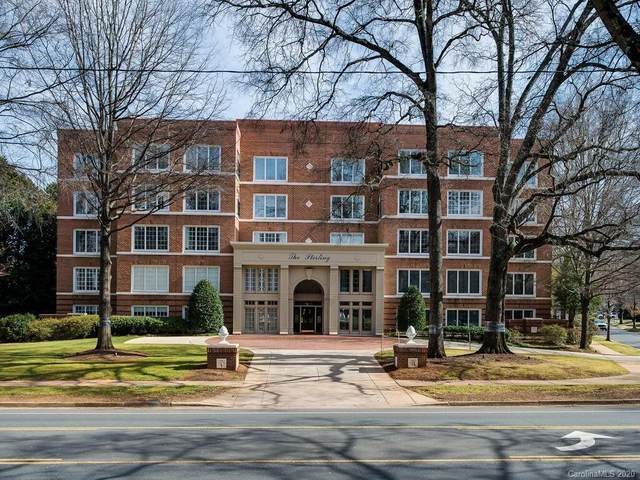 2445 Selwyn Avenue #103, Charlotte, NC 28209 (#3669708) :: Stephen Cooley Real Estate Group