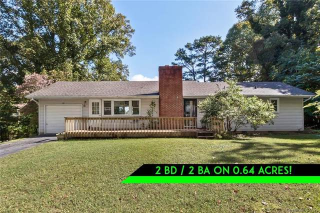 126 Stradley Mountain Road, Asheville, NC 28806 (MLS #3669848) :: RE/MAX Journey