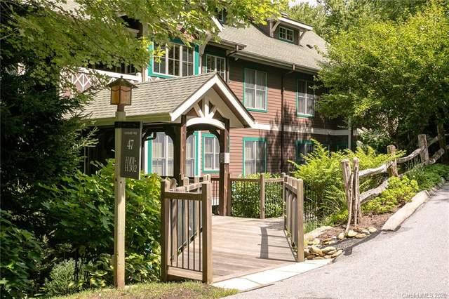 47 Creekside Way H101, Burnsville, NC 28714 (#3669867) :: Caulder Realty and Land Co.