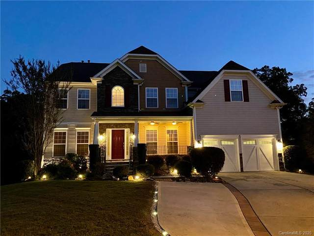 8300 Burgundy Ridge Drive, Harrisburg, NC 28075 (#3669869) :: IDEAL Realty