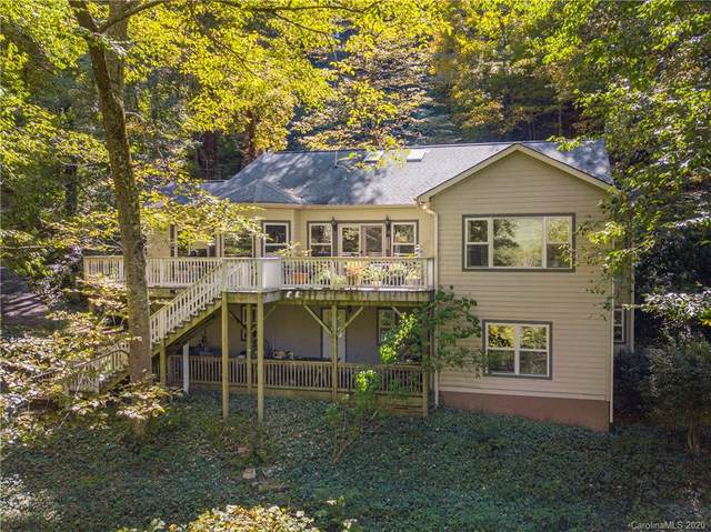 85 Riding Horse Trail, Waynesville, NC 28786 (#3669893) :: MartinGroup Properties