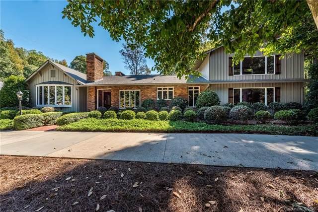1153 Crestbrook Drive, Charlotte, NC 28211 (#3669952) :: Exit Realty Vistas