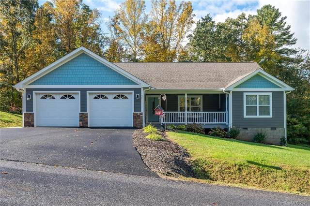 57 Woodhaven Road, Mars Hill, NC 28754 (#3669961) :: LePage Johnson Realty Group, LLC