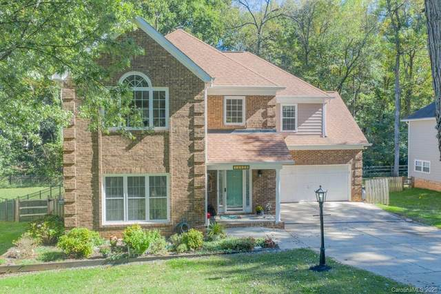 12520 Bradford Hill Lane, Huntersville, NC 28078 (#3669965) :: MartinGroup Properties