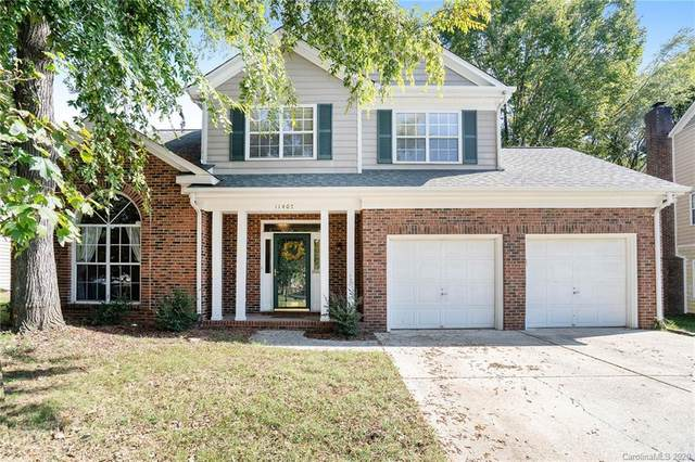 11407 Hunters Landing Drive, Charlotte, NC 28273 (#3670001) :: The Mitchell Team