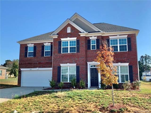 4927 Trayton Avenue, Gastonia, NC 28056 (#3670057) :: Caulder Realty and Land Co.