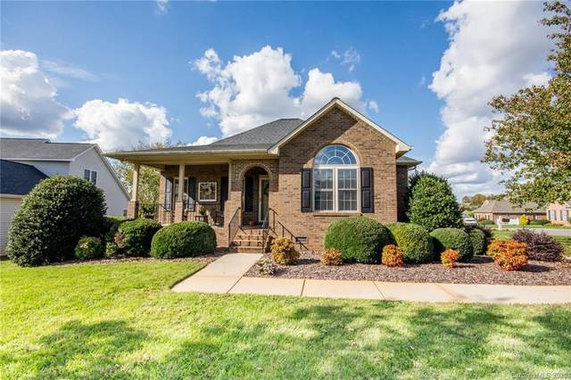 139 Players Park Circle, Statesville, NC 28677 (#3670073) :: LePage Johnson Realty Group, LLC