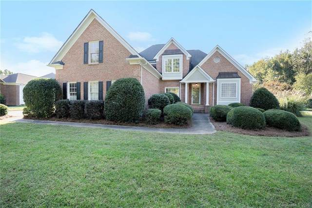 647 Powder Horn Lane, Indian Trail, NC 28079 (#3670155) :: Homes Charlotte