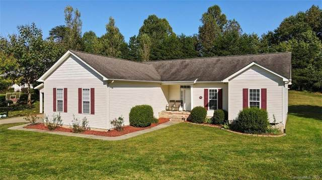 144 Millstone Drive, Statesville, NC 28625 (#3670173) :: High Performance Real Estate Advisors