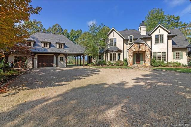 209 Chestnut Oak Lane, Pisgah Forest, NC 28768 (#3670209) :: MartinGroup Properties