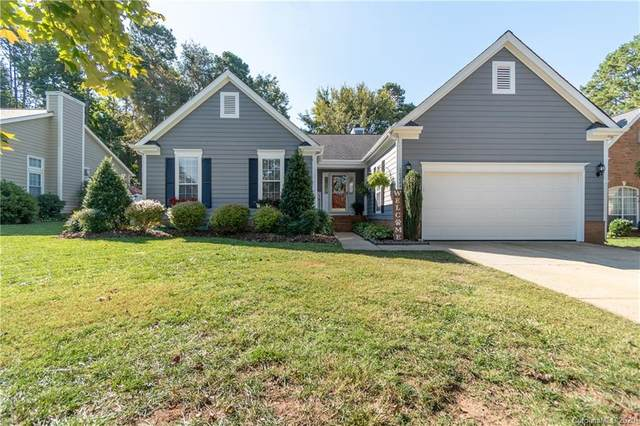 10224 Bon Meade Lane, Cornelius, NC 28031 (#3670238) :: High Performance Real Estate Advisors