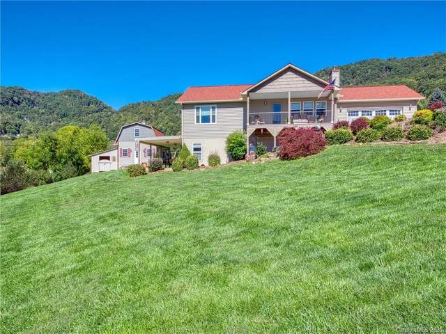 125 Mosa Drive, Waynesville, NC 28786 (#3670244) :: Mossy Oak Properties Land and Luxury