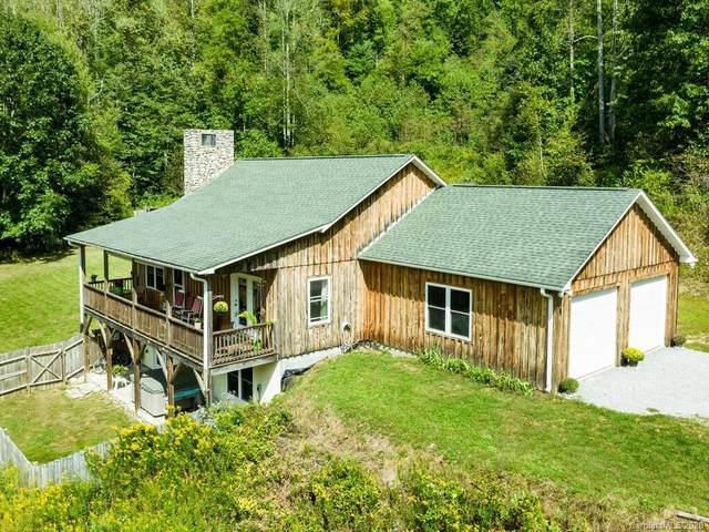 1365 Nc 63 Highway, Hot Springs, NC 28743 (#3670252) :: Keller Williams Professionals