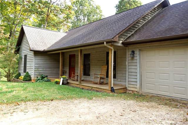 135 Acadia Place, Waynesville, NC 28786 (#3670295) :: Ann Rudd Group