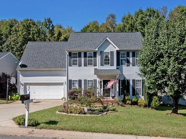 11705 Hidden Grove Trail, Charlotte, NC 28215 (#3670328) :: Caulder Realty and Land Co.