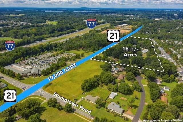 15400 Statesville Road, Huntersville, NC 28078 (#3670363) :: LePage Johnson Realty Group, LLC