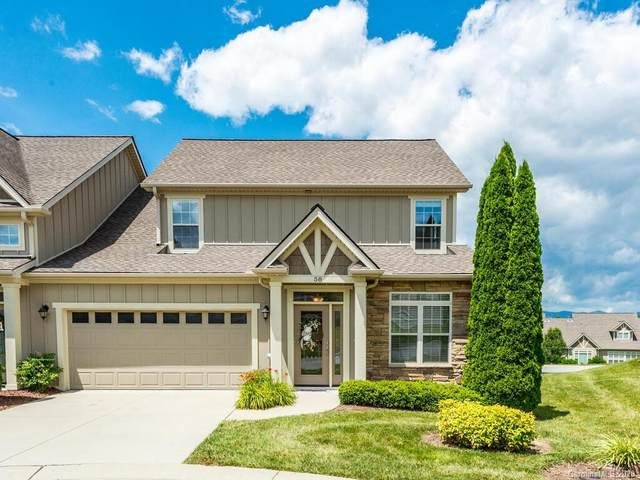 58 Burlington Lane, Fletcher, NC 28732 (#3670364) :: Caulder Realty and Land Co.