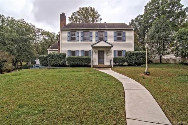 814 Falls Church Road, Charlotte, NC 28270 (#3670395) :: LePage Johnson Realty Group, LLC