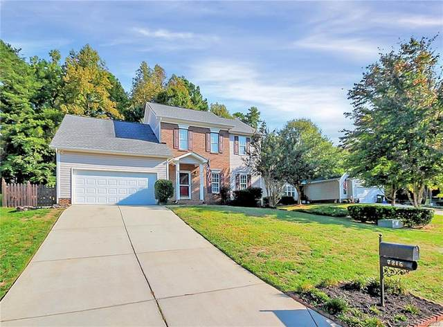 7215 Duchamp Drive, Charlotte, NC 28215 (#3670427) :: Stephen Cooley Real Estate Group