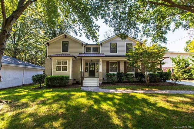 2809 Sunset Drive, Charlotte, NC 28209 (#3670600) :: LePage Johnson Realty Group, LLC