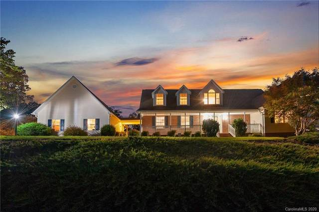 57 Maple Ridge Drive, Old Fort, NC 28762 (#3670619) :: Miller Realty Group