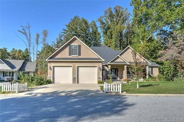 32 Mistletoe Trail #1, Hendersonville, NC 28791 (#3670630) :: LePage Johnson Realty Group, LLC