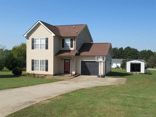 880 Crystal Springs Drive, Lincolnton, NC 28092 (#3670644) :: Miller Realty Group