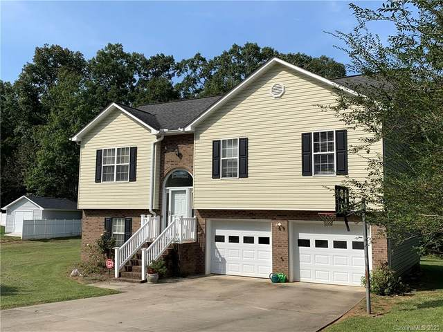 31 Arbor Springs Drive, Taylorsville, NC 28681 (#3670795) :: Robert Greene Real Estate, Inc.
