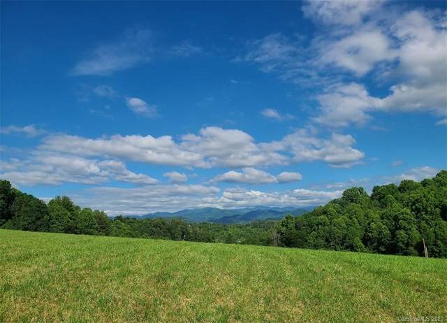 Lot 18 Sunrise Drive #18, Mars Hill, NC 28754 (#3670799) :: Carver Pressley, REALTORS®