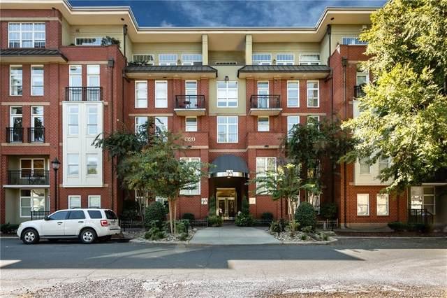 1320 Fillmore Avenue #314, Charlotte, NC 28203 (#3670827) :: Charlotte Home Experts