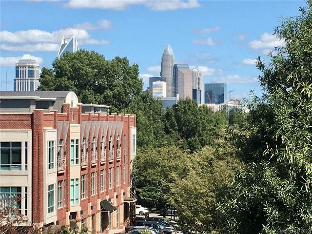 214 Magnolia Avenue Th2, Charlotte, NC 28203 (#3670841) :: Caulder Realty and Land Co.
