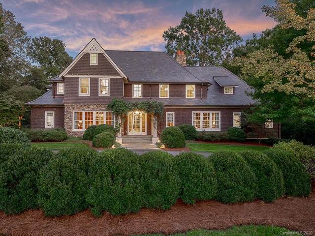 2421 Forest Drive, Charlotte, NC 28211 (#3671037) :: Puma & Associates Realty Inc.