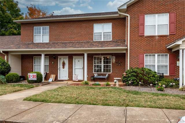 102 Brandywine Drive NE H3, Conover, NC 28613 (#3671049) :: LePage Johnson Realty Group, LLC