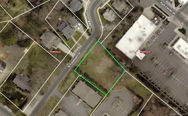 00 N Freemont Street, Matthews, NC 28105 (#3671050) :: LePage Johnson Realty Group, LLC