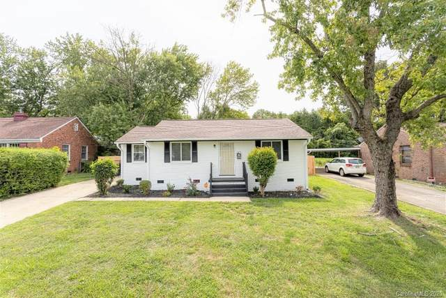 2927 Southwest Boulevard, Charlotte, NC 28216 (#3671056) :: High Performance Real Estate Advisors